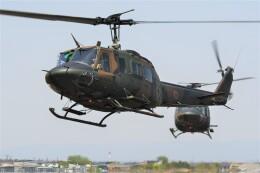 kiheiさんが、明けの航空学校で撮影した陸上自衛隊 UH-1Jの航空フォト(飛行機 写真・画像)