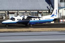 A-Chanさんが、調布飛行場で撮影した新中央航空 228-212の航空フォト(飛行機 写真・画像)