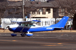 A-Chanさんが、調布飛行場で撮影した日本個人所有 182R Skylane IIの航空フォト(飛行機 写真・画像)
