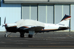 A-Chanさんが、調布飛行場で撮影した日本法人所有 A36 Bonanza 36の航空フォト(飛行機 写真・画像)