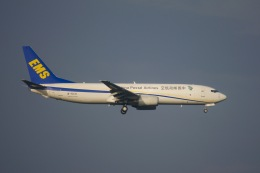 goshiさんが、成田国際空港で撮影した中国郵政航空 737-8Q8(BCF)の航空フォト(飛行機 写真・画像)