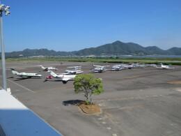 F.YUKIHIDEさんが、岡南飛行場で撮影した川崎重工業 525C Citation CJ4の航空フォト(飛行機 写真・画像)