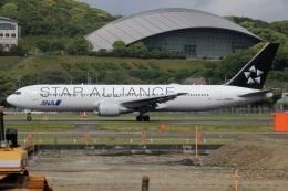 MOR1(新アカウント)さんが、福岡空港で撮影したエアージャパン 767-381/ERの航空フォト(飛行機 写真・画像)