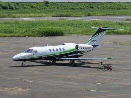 F.YUKIHIDEさんが、岡南飛行場で撮影したジャプコン 525C Citation CJ4の航空フォト(飛行機 写真・画像)