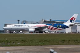 ぎんじろーさんが、成田国際空港で撮影したマレーシア航空 A330-323Xの航空フォト(飛行機 写真・画像)