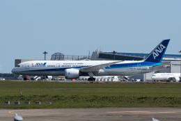 ぎんじろーさんが、成田国際空港で撮影した全日空 787-9の航空フォト(飛行機 写真・画像)