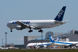 ぎんじろーさんが、成田国際空港で撮影した全日空 767-381/ER(BCF)の航空フォト(飛行機 写真・画像)