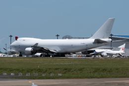 ぎんじろーさんが、成田国際空港で撮影したアトラス航空 747-4KZF/SCDの航空フォト(飛行機 写真・画像)