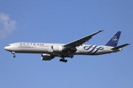 A350XWB-HNDさんが、成田国際空港で撮影したエールフランス航空 777-328/ERの航空フォト(飛行機 写真・画像)