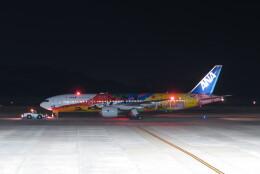 +Hornetさんが、長崎空港で撮影した全日空 777-281/ERの航空フォト(飛行機 写真・画像)