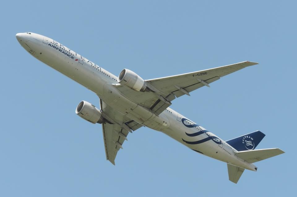 木人さんのエールフランス航空 Boeing 777-300 (F-GZNE) 航空フォト