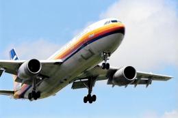K.Sさんが、新千歳空港で撮影した日本エアシステム A300B2K-3Cの航空フォト(飛行機 写真・画像)