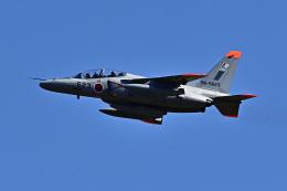 フォト太郎さんが、小松空港で撮影した航空自衛隊 T-4の航空フォト(飛行機 写真・画像)