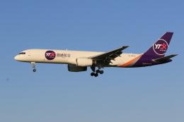 flyskyさんが、成田国際空港で撮影したYTOカーゴ・エアラインズ 757-28S(PCF)の航空フォト(飛行機 写真・画像)