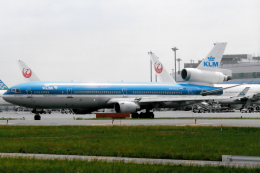 K.Sさんが、新千歳空港で撮影したKLMオランダ航空 MD-11の航空フォト(飛行機 写真・画像)