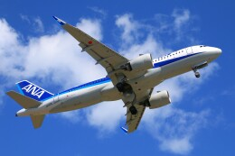 航空フォト:JA213A 全日空 A320neo