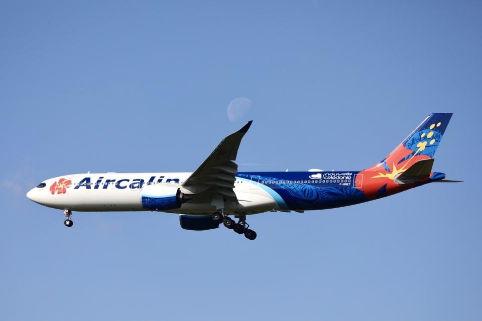 m_aereo_iさんのエアカラン Airbus A330-900 (F-ONET) 航空フォト
