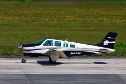 Zakiyamaさんが、熊本空港で撮影したタンゴ・エア・サポート A36 Bonanza 36の航空フォト(飛行機 写真・画像)