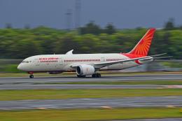 Souma2005さんが、成田国際空港で撮影したエア・インディア 787-8 Dreamlinerの航空フォト(飛行機 写真・画像)