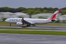 Souma2005さんが、成田国際空港で撮影したスリランカ航空 A330-343Eの航空フォト(飛行機 写真・画像)