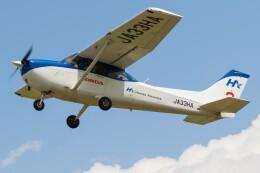 walker2000さんが、ホンダエアポートで撮影した本田航空 172S Skyhawk SPの航空フォト(飛行機 写真・画像)