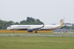 goshiさんが、成田国際空港で撮影したスターラックス・エアラインズ A321-252NXの航空フォト(飛行機 写真・画像)