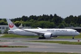 soppy@ja899aさんが、成田国際空港で撮影した日本航空 787-9の航空フォト(飛行機 写真・画像)