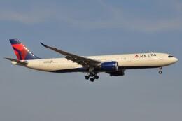 Flying A340さんが、成田国際空港で撮影したデルタ航空 A330-941の航空フォト(飛行機 写真・画像)