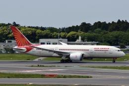 soppy@ja899aさんが、成田国際空港で撮影したエア・インディア 787-8 Dreamlinerの航空フォト(飛行機 写真・画像)