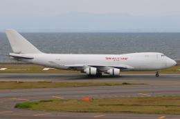 きんめいさんが、中部国際空港で撮影したカリッタ エア 747-4B5F/SCDの航空フォト(飛行機 写真・画像)