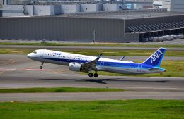 kotaちゃんさんが、羽田空港で撮影した全日空 A321-272Nの航空フォト(飛行機 写真・画像)