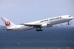 航空フォト:JA657J 日本航空 767-300