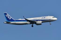 デデゴンさんが、石見空港で撮影した全日空 A320-271Nの航空フォト(飛行機 写真・画像)