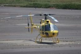 MIRAGE E.Rさんが、岡南飛行場で撮影した匠航空 AS350B Ecureuilの航空フォト(飛行機 写真・画像)