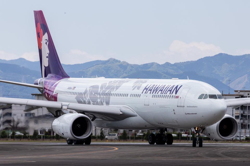 KANTO61さんのハワイアン航空 Airbus A330-200 (N389HA) 航空フォト