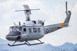KANTO61さんが、横田基地で撮影したアメリカ空軍 UH-1N Twin Hueyの航空フォト(飛行機 写真・画像)