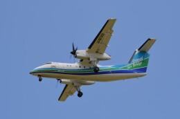 Qualiflyerさんが、福岡空港で撮影したオリエンタルエアブリッジ DHC-8-201Q Dash 8の航空フォト(飛行機 写真・画像)