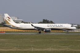 sky-spotterさんが、成田国際空港で撮影したスターラックス・エアラインズ A321-252NXの航空フォト(飛行機 写真・画像)