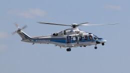 JP4さんが、米子空港で撮影した海上保安庁 AW139の航空フォト(飛行機 写真・画像)