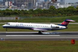 B14A3062Kさんが、伊丹空港で撮影したアイベックスエアラインズ CL-600-2C10 Regional Jet CRJ-702の航空フォト(飛行機 写真・画像)