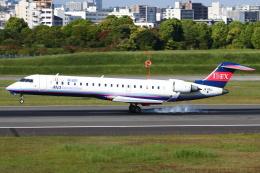 B14A3062Kさんが、伊丹空港で撮影したアイベックスエアラインズ CL-600-2C10 Regional Jet CRJ-702ERの航空フォト(飛行機 写真・画像)