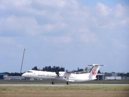 ノリださんが、宮古空港で撮影した琉球エアーコミューター DHC-8-402Q Dash 8 Combiの航空フォト(飛行機 写真・画像)