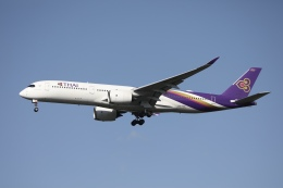 航空フォト:HS-THD タイ国際航空 A350-900