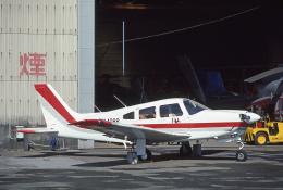 JAパイロットさんが、調布飛行場で撮影した日航リース PA-28RT-201 Arrow IVの航空フォト(飛行機 写真・画像)