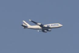 imosaさんが、横田基地で撮影したウエスタン・グローバル・エアラインズ 747-446(BCF)の航空フォト(飛行機 写真・画像)