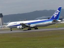 うすさんが、伊丹空港で撮影した全日空 767-381/ERの航空フォト(飛行機 写真・画像)