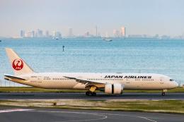 kikiさんが、羽田空港で撮影した日本航空 787-9の航空フォト(飛行機 写真・画像)