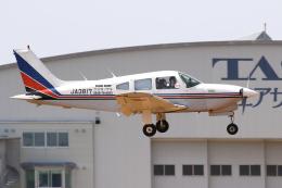 やまけんさんが、仙台空港で撮影した日本法人所有 PA-28R-201T Turbo Arrowの航空フォト(飛行機 写真・画像)
