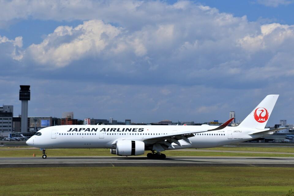 mat-matさんの日本航空 Airbus A350-900 (JA07XJ) 航空フォト
