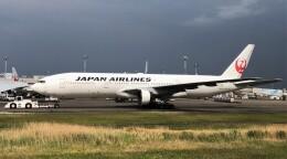 Smyth Newmanさんが、羽田空港で撮影した日本航空 777-289の航空フォト(飛行機 写真・画像)